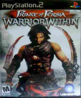Игра Prince of Persia WARRIOR WITHIN, Sony PS2, 180-14, Баград.рф