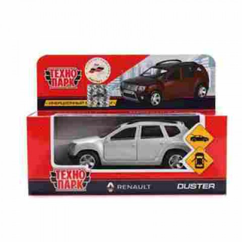 Игрушка Renault Duster, б-4345, Баград.рф