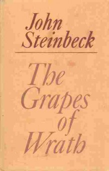 Книга Steinbeck J. The Grapes of Wrath, 11-5200, Баград.рф