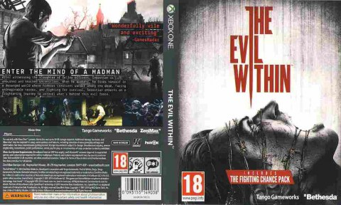 Игра The evil within, Xbox one, 175-36, Баград.рф