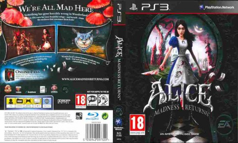 Игра Alice Madness Returns, Sony PS3, 170-548 Баград рф.jpg