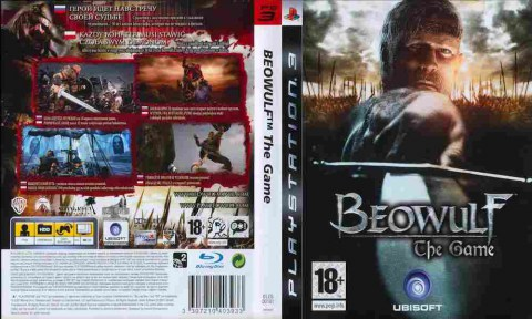 Игра Beowulf The Game, Sony PS3, 170-20 Баград рф