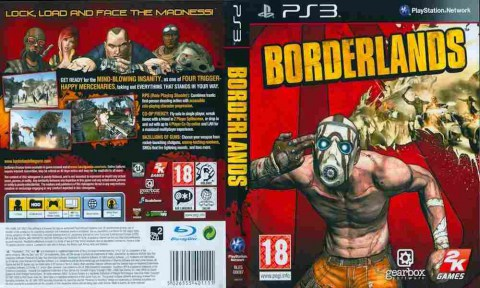 Игра Borderlands, Sony PS3, 171-213 Баград рф