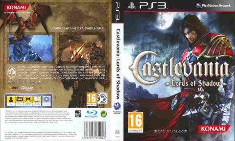 Игра Castlevania Lords of Shadow, Sony PS3, 171-90 Баград рф