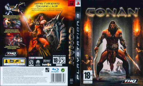 Игра Conan, Sony PS3, 170-39 Баград рф