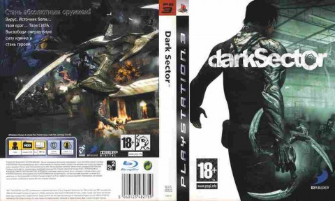 Игра Dark Sector, Sony PS3, 170-673 Баград рф