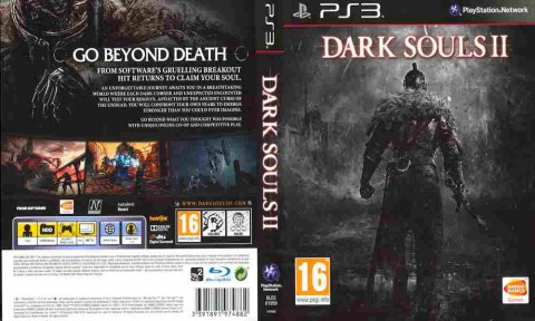 Игра Dark Souls 2, Sony PS3, 171-389 Баград рф