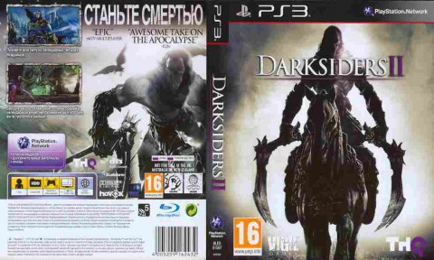 Игра Darksiders 2, Sony PS3, 171-351 Баград рф